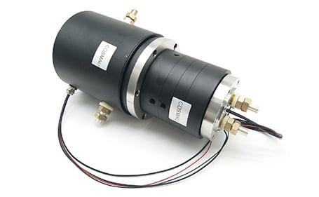 Pneumatic / Hydraulic Electrical Slip Ring